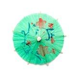 Paper Cocktail Umbrella Stock Image