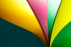 Paper color background and abstract Stock Photos