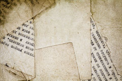 Paper composite background Stock Photo