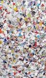 Paper confetti Stock Image