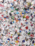 Paper confetti Royalty Free Stock Photo