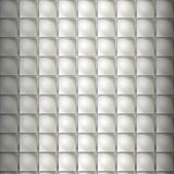Paper convex squares Royalty Free Stock Photos