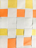 Paper craft background Royalty Free Stock Image