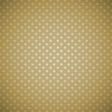 Paper craft polka dots background Royalty Free Stock Photography
