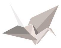 Paper cranes Royalty Free Stock Photos