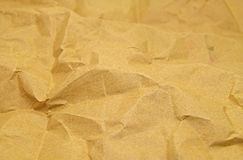 Paper crease texture Stock Image