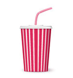 Paper Cup Of Drink To Go Stock Images