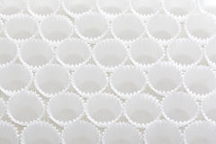 Paper cupcake liners Royalty Free Stock Image