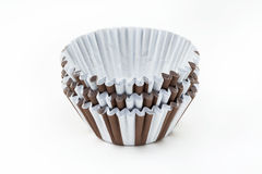 Paper cupcake Royalty Free Stock Images