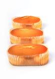 Paper-cups cake Stock Photos