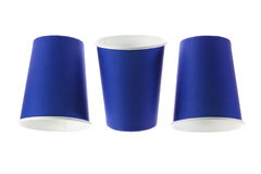 Paper Cups Royalty Free Stock Photos