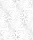 Paper cut out horizontal onion shapes Royalty Free Stock Photos