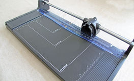 Paper Cutter Royalty Free Stock Photos