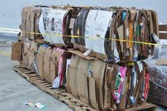 Paper disposal Royalty Free Stock Image