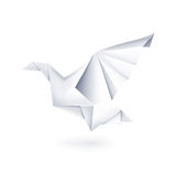 Paper Dove Royalty Free Stock Image