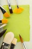 Paper element för kort arkivfoto