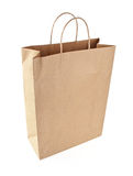 Paper empty bag Stock Photos