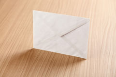 Paper envelope Royalty Free Stock Photography
