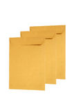 Paper Envelope Stock Photo