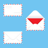 Paper Envelope Royalty Free Stock Images