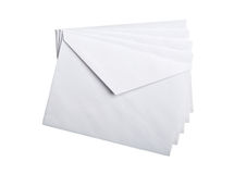 Paper envelope Stock Image