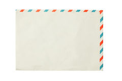 Paper envelope isolated Stock Photography