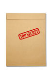 Paper Envelope isolated royalty free stock photo