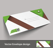 Paper envelope templates Stock Photos
