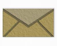 Paper envelopes. Stock Photo