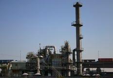 Paper Factory. Along the Arakawa river, Tokyo Royalty Free Stock Photos