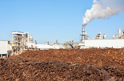 Paper Factory Stock Images