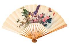Paper fan Stock Images