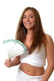 Paper Fan royalty free stock photography