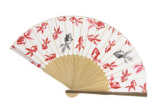 Paper Fan Royalty Free Stock Images