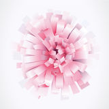Paper flower Royalty Free Stock Photography