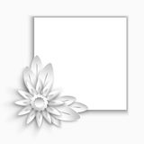 Paper flower Stock Photos