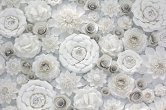 Paper Flower Design Royalty Free Stock Photo