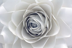 Paper Flower Design Stock Image