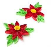 Paper flower stock photos