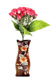 Paper flower pot Royalty Free Stock Photos