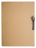 Paper Folder. Blank folder on a white background Royalty Free Stock Images