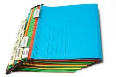 Paper folder Royalty Free Stock Photo