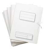 Paper folder Royalty Free Stock Photos