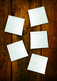 Paper frames Royalty Free Stock Images