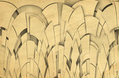 Paper geometric background Royalty Free Stock Photography