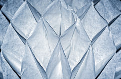 Paper geometric background Stock Photography