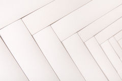 Paper geometric composition, abstract background Stock Photography