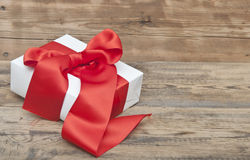 Paper gift box Stock Photography