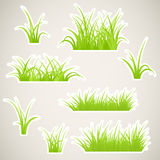 Paper grass Royalty Free Stock Photo