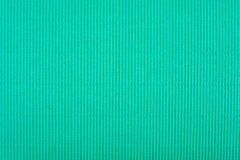 Paper green and cardboard texture. Royalty Free Stock Image